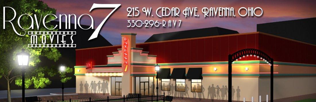 watch c6e63 0b0c6 Ravenna 7 Movie Theatre – Ravenna Ohio – indoor movie theater
